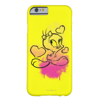 TWEETY™ With Hearts Barely There iPhone 6 Case