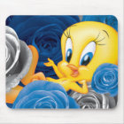 Tweety With Roses Mouse Mat