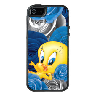 Tweety With Roses OtterBox iPhone 5/5s/SE Case