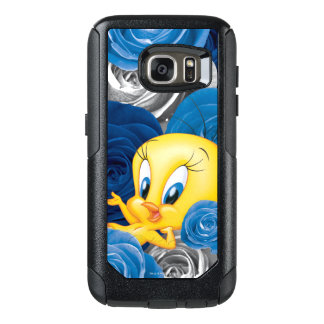 Tweety With Roses OtterBox Samsung Galaxy S7 Case