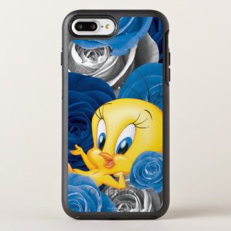 Tweety With Roses OtterBox Symmetry iPhone 8 Plus/7 Plus Case