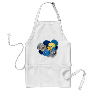 Tweety With Roses Standard Apron