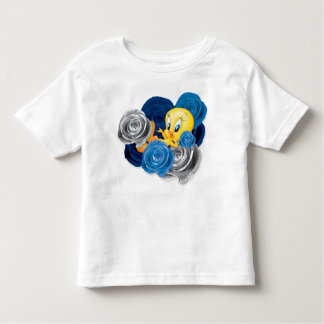 Tweety With Roses Toddler T-Shirt
