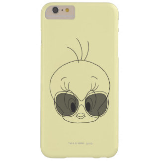 Tweety with Shades Barely There iPhone 6 Plus Case