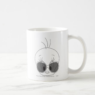 Tweety with Shades Coffee Mug