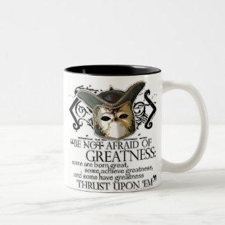 Twelfth Night Quote Coffee Mugs