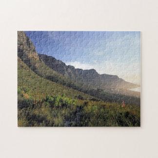 Twelve Apostles, Cape Town, Western Cape Jigsaw Puzzle