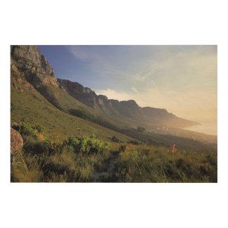 Twelve Apostles, Cape Town, Western Cape Wood Prints