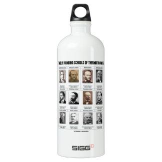 Twelve Founding Schools Of Thermodynamics SIGG Traveller 1.0L Water Bottle