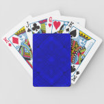 Twelve Shades of Blue Boxes Playing Cards Bicycle Playing Cards