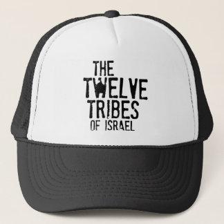 Twelve Tribes Of Israel Trucker Hat