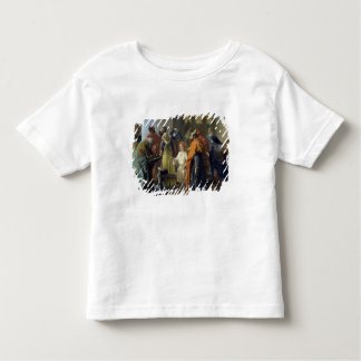 Twelve-year old Jesus in the Temple, 1851 Toddler T-Shirt