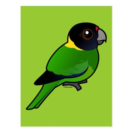 Twenty-eight Parrot Postcard