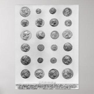Twenty four coins poster