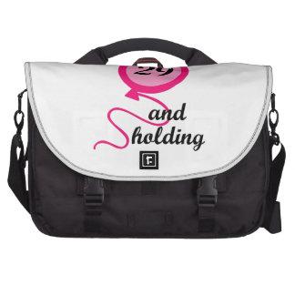 TWENTY NINE AND HOLDING APP LAPTOP SHOULDER BAG
