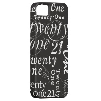 Twenty One iPhone 5 Cover