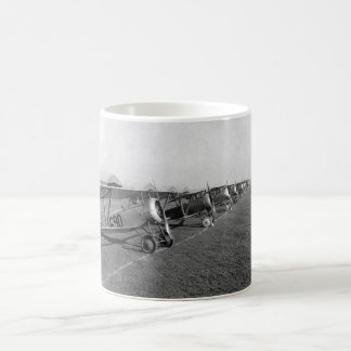 Twenty-six aeroplanes in line for_War image Coffee Mug