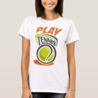 Twenty-third February - Play Tennis Day T-Shirt