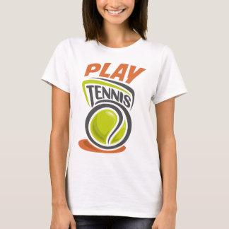 Twenty-third February - Play Tennis Day T-Shirt