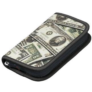 Twenty US Dollar Bills Folio Planners