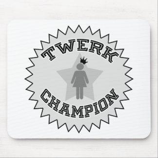 Twerk Champion Mouse Pads