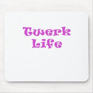 Twerk Life Mouse Pad