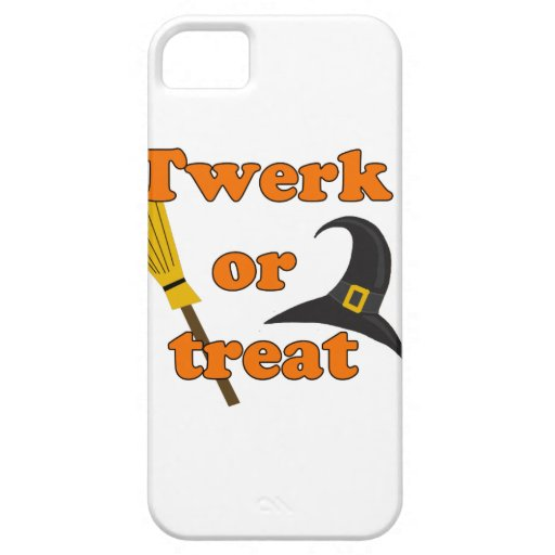 Twerk or treat - Halloween funny design Iphone Se/5/5s Case
