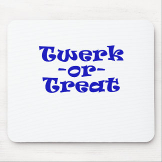 Twerk or Treat Mousepads