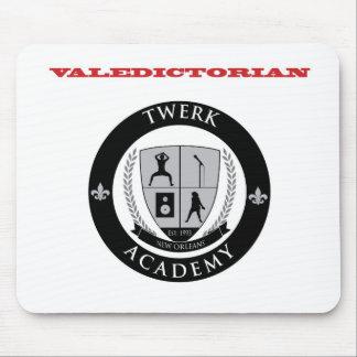 TWERKdesign(valedictorian).jpg Mouse Pad