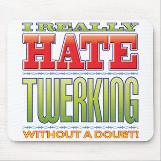 Twerking Hate Mouse Pad