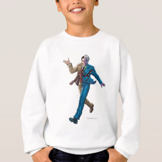 Twi Face Walks Sweatshirt