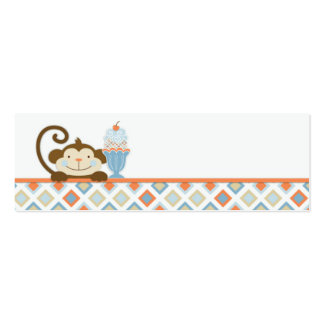 Twice the Fun BOYS Skinny Gift Tag 3 Pack Of Skinny Business Cards