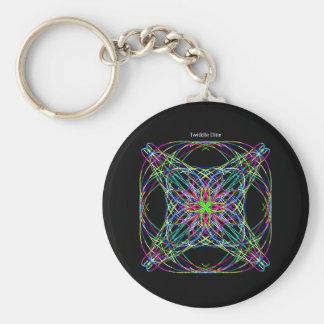 """Twiddle #102 - 2.25"""" Round Button Keychain"""