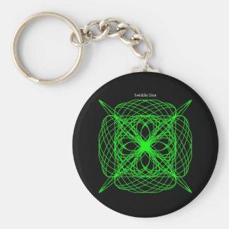 """Twiddle #104 - 2.25"""" Round Button Keychain"""