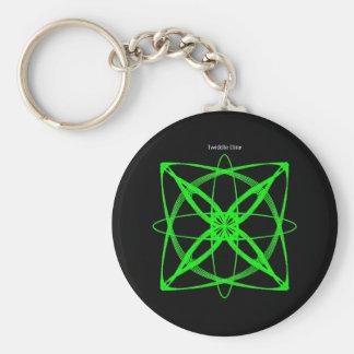 """Twiddle #114 - 2.25"""" Round Button Keychain"""