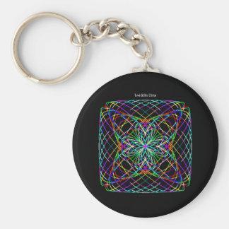 """Twiddle #118 - 2.25"""" Round Button Keychain"""