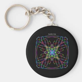 """Twiddle #136 - 2.25"""" Round Button Keychain"""