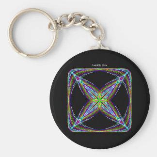 """Twiddle #79 - 2.25"""" Round Button Keychain"""
