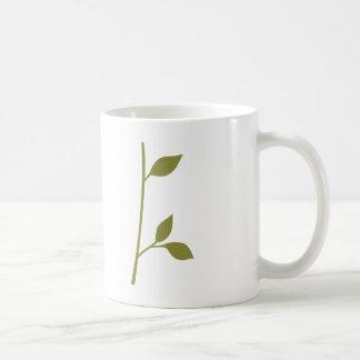Twig and Leaf Mugs