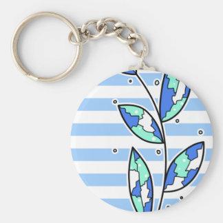 Twig Keychain