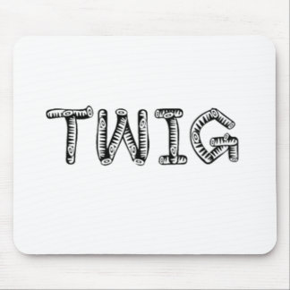 twig mouse pad