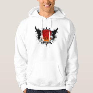 Twigga Emblem Hooded Sweatshirt