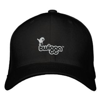 Twigga Icon FlexFit Hat Embroidered Baseball Caps