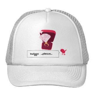Twigga Please Trucker Hat