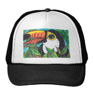 Twiggy the Toucan Cap