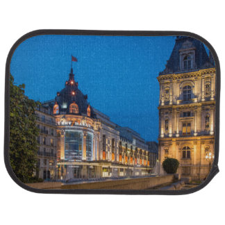 Twilight at Bazar de l'Hotel de Ville Car Mat