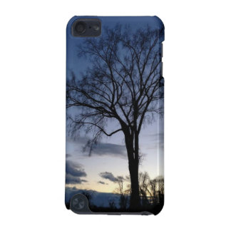 Twilight At The Tree In Winter iPod Touch Case