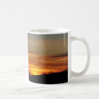 Twilight Basic White Mug