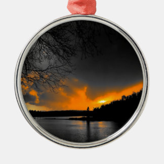 Twilight Christmas Ornament