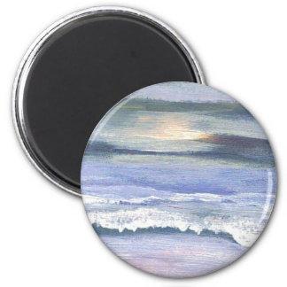 Twilight - CricketDiane Ocean Art Refrigerator Magnets